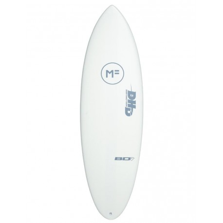 Planche De Surf En Mousse DHD Black Diamond-White FCSII 3F 5'10 32L