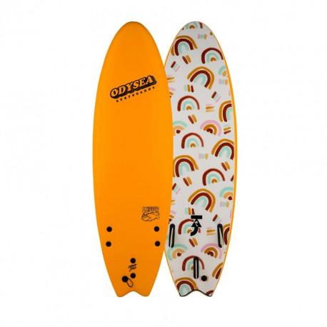 Planche De Surf En Mousse Catchsurf Skipper Odysea-Taj Burrow 6'6