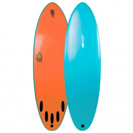 Planche De Surf En Mousse Mullet Fresh Bean 6'0