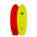 Planche de surf en mousse MULLET FISH FINGER 5FT2
