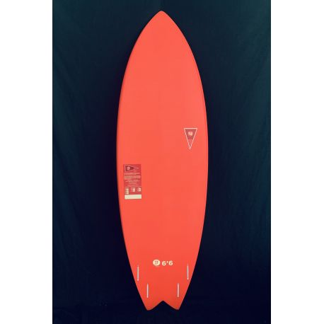 JJF by Pyzel Astrofish 6'6 Red