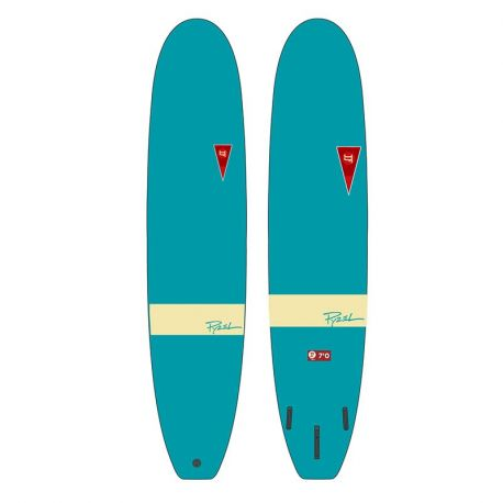 JJF PYZEL Log 7'0 Blue