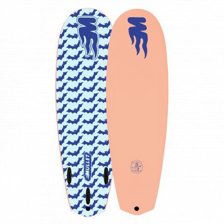 Planche de surf en mousse Mullet TOMBSTONE 5'10