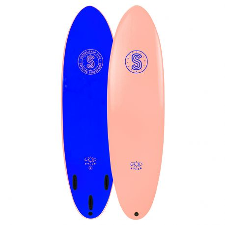 PLANCHE DE SURF EN MOUSSE SOFTLITE POP STICK 6'6