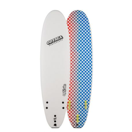 Planche De Surf En Mousse Catch Surf Odysea Log 7'0 White