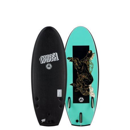 Planche De Surf En Mousse Catch Surf Odysea 54 Special Welcome Skateboards