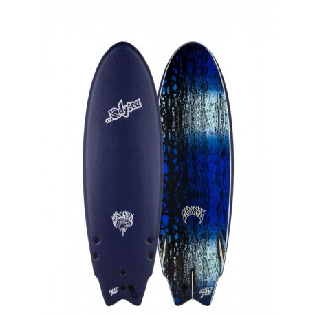Catchsurf Odysea X Lost Rounded Nose Fish TRI-FIN Midnight