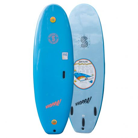Planche De Surf En Mousse Softlite Whopper 7.0