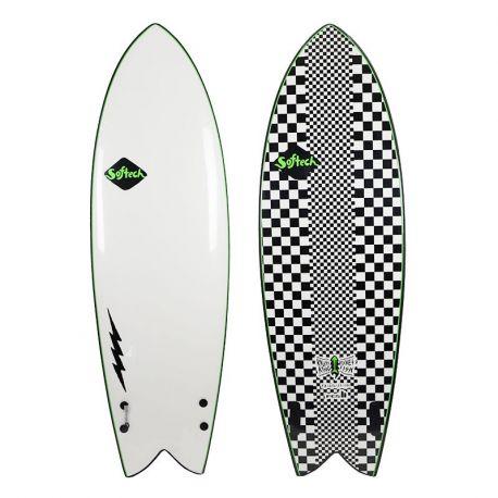 Planche De Surf En Mousse Softech Kyuss King Rocket Fish 5'8