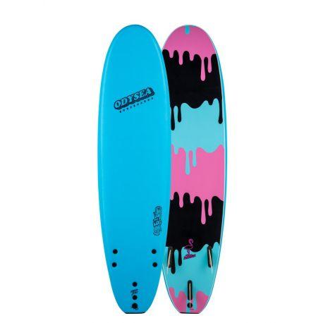 Planche De Surf En Mousse Catch Surf Odysea Log 6'0 Tyler Stanaland Cool Blue
