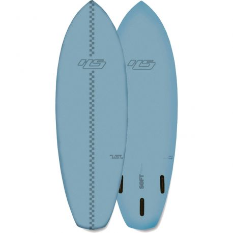 PLANCHE DE SURF EN MOUSSE HAYDENSHAPE LOOT FOAMY 6'6 BLUE