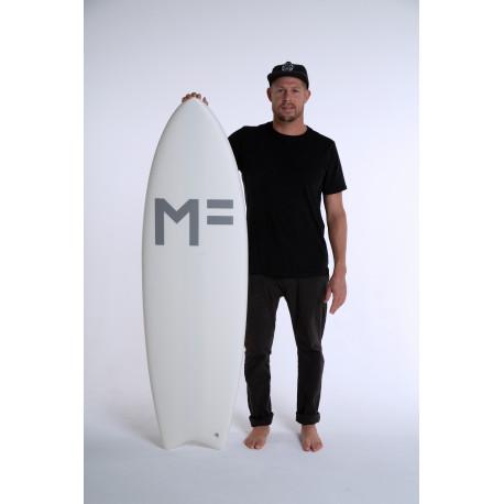 MF Catfish-White 5'10 37L FCS II