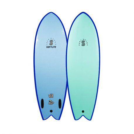 Planche De Surf En Mousse Softlite Beaker 5'6